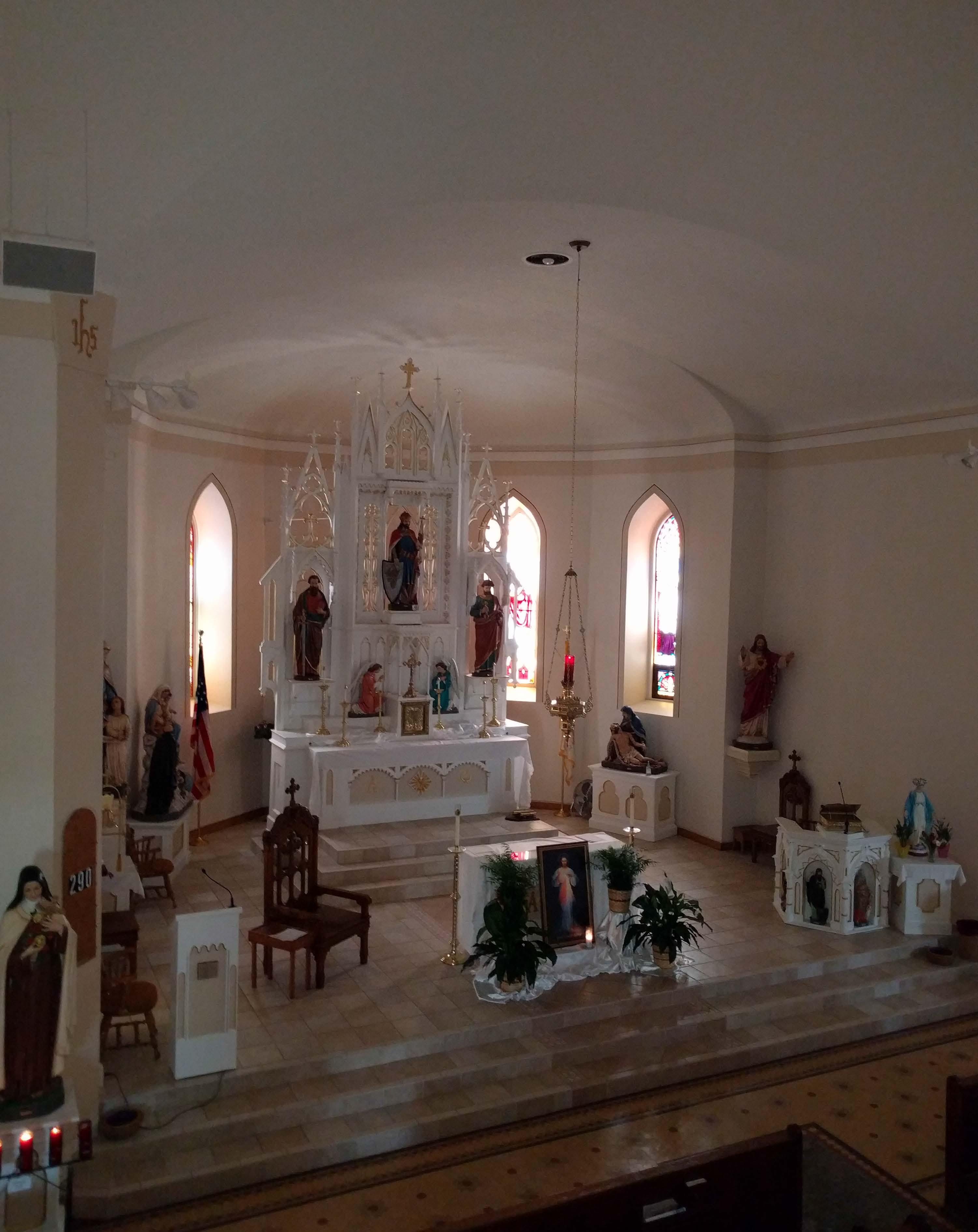 St. Wenceslaus altar