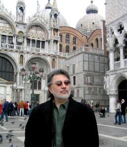 Curt Cacioppo in Venice