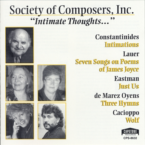 Society of Composers, Inc.